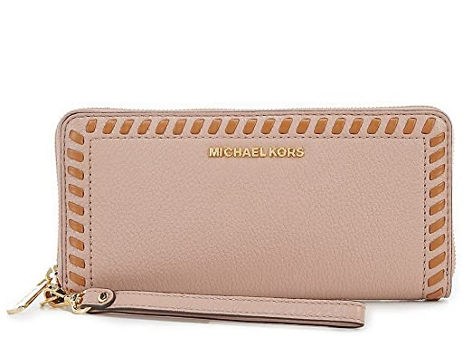 ed0f5586f948b9 Image Unavailable. Image not available for. Color: MICHAEL Michael Kors  Lauryn Travel Continental Wallet