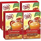 True Apple: Hot Apple Cider Cinnamon | 4 boxes; 24ct total drink mix packets (Apple Cider) | From the makers of True Citrus (True Lemon)…