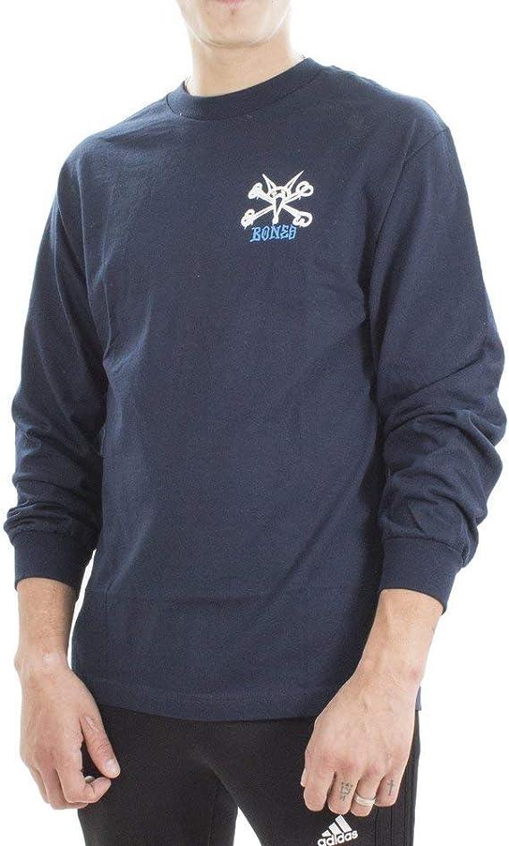Powell Peralta RAT BONES Skateboard T Shirt BLACK LARGE