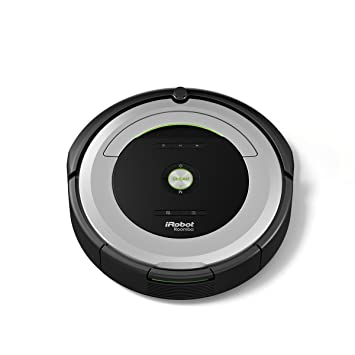 IRobot Roomba 680 Vacuum Cleaning Robot Silver Black