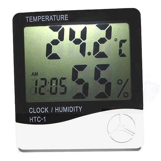 466 opinioni per DTY Trading Termometro digitale LCD, temperatura e umidità