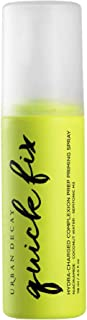 product image for Urban Decay Quick Fix, Travel Size - Hydra-Charged Complexion Prep Priming Spray - Instantly Hydrates & Softens Skin - Visibly Reduces the Appearance of Pores - Light, Microfine Mist