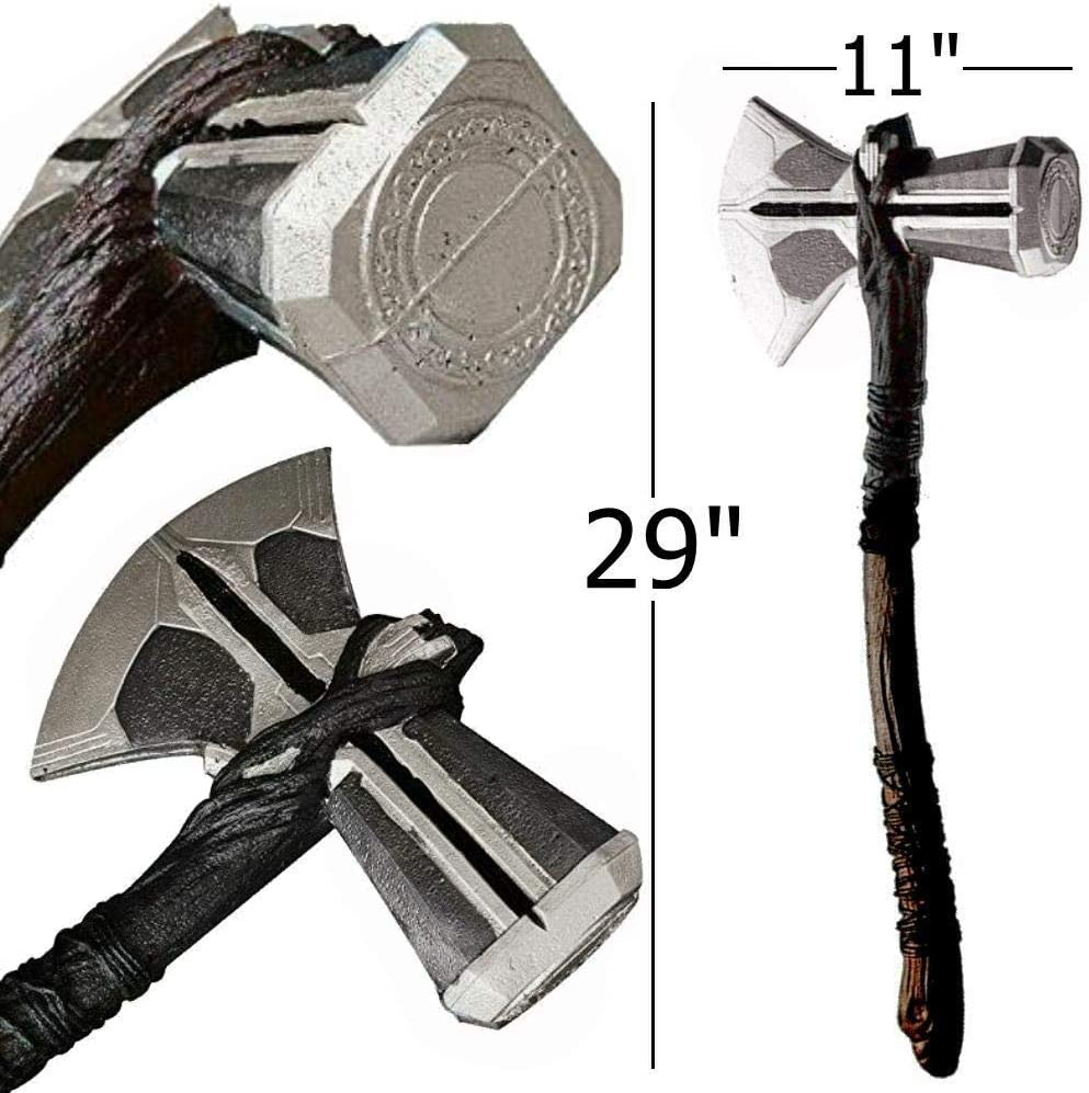 44cm Tomahawk Axe Video Game PU Material Christmas Gift