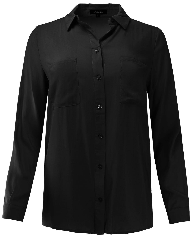 Ladies' Code SHIRT レディース B073NYRNDY S|Lctl065 Black Lctl065 Black S