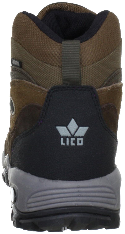 Lico - Milan Herren Trekking & Wanderschuhe - Lico Wasserdicht eac8b6