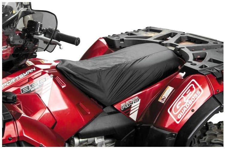 Black Quadboss ATV Seat Cover