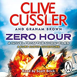 Zero Hour Audiobook