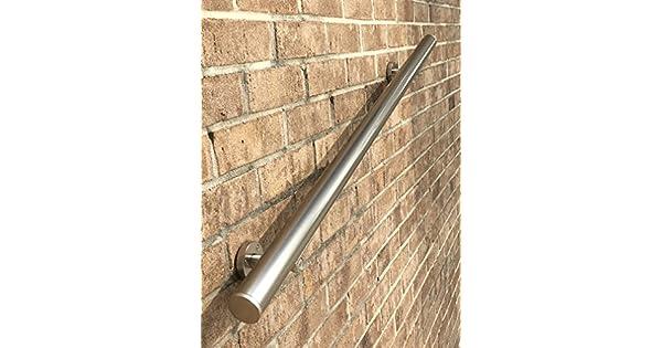 Amazon.com: Escaleras de Aluminio Anodizado Pasamano Kit ...