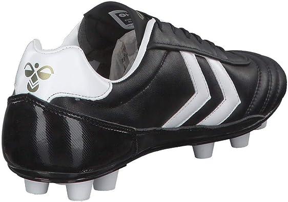 Hummel Old School Star FG Men´s Classic Soccer Football Shoes black 201087 2001