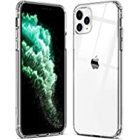 Mkeke Shock Absorption Clear Case for 6.5