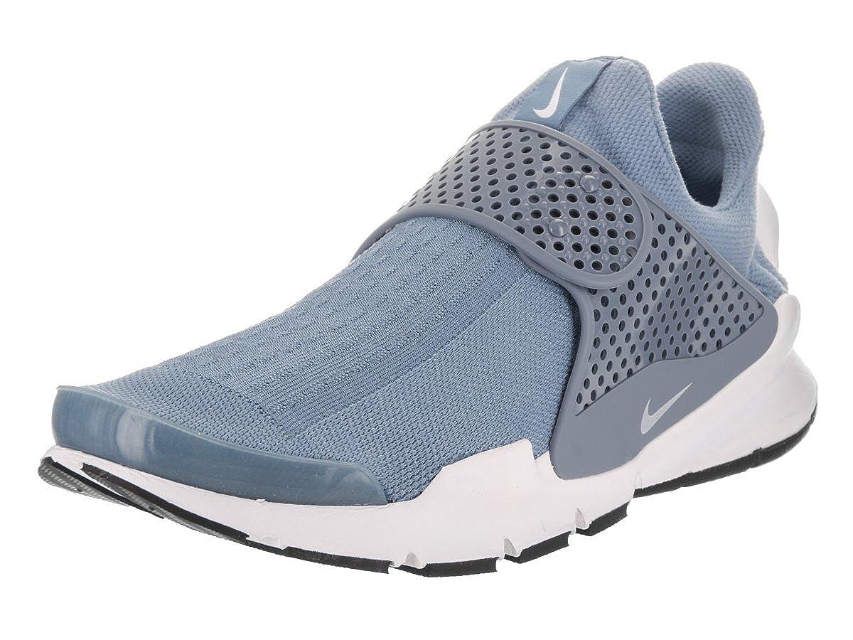 Nike Men s Sock Dart Work Blue/White/White/Black Running Shoe 10 Men US