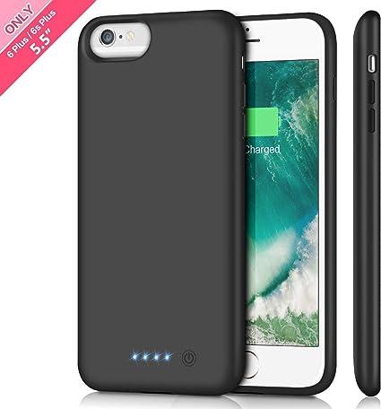 Amazon.com: Funda de batería para iPhone 6s Plus/6 Plus ...