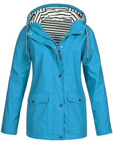 c55e4846b7 Ulanda Womens Hooded Jacket Plus Size