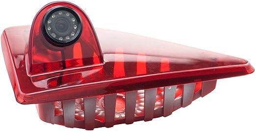Rückfahrkamera In 3 Bremsleuchte Inkl 10m Kabel Elektronik