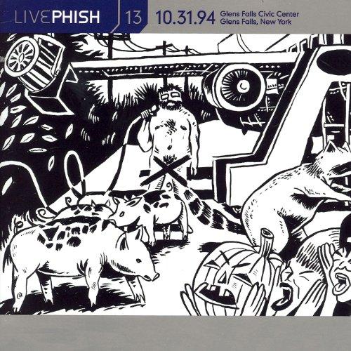 LivePhish, Vol. 13 10/31/94 (G...