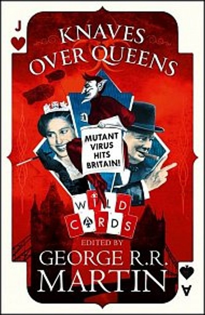 Knaves Over Queens (Wild Cards) Text fb2 book