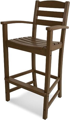 Reviewed: POLYWOOD TD202TE La Casa Caf Bar Arm Chair