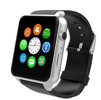 Montre intelligente avec caméra Bluetooth et écran tactile Yarrashop avec 4 modes de fonctionnement, moniteur