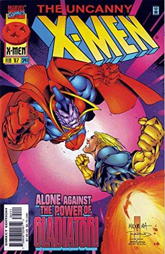 Uncanny X-Men, The #341 VF ; Marvel comic book