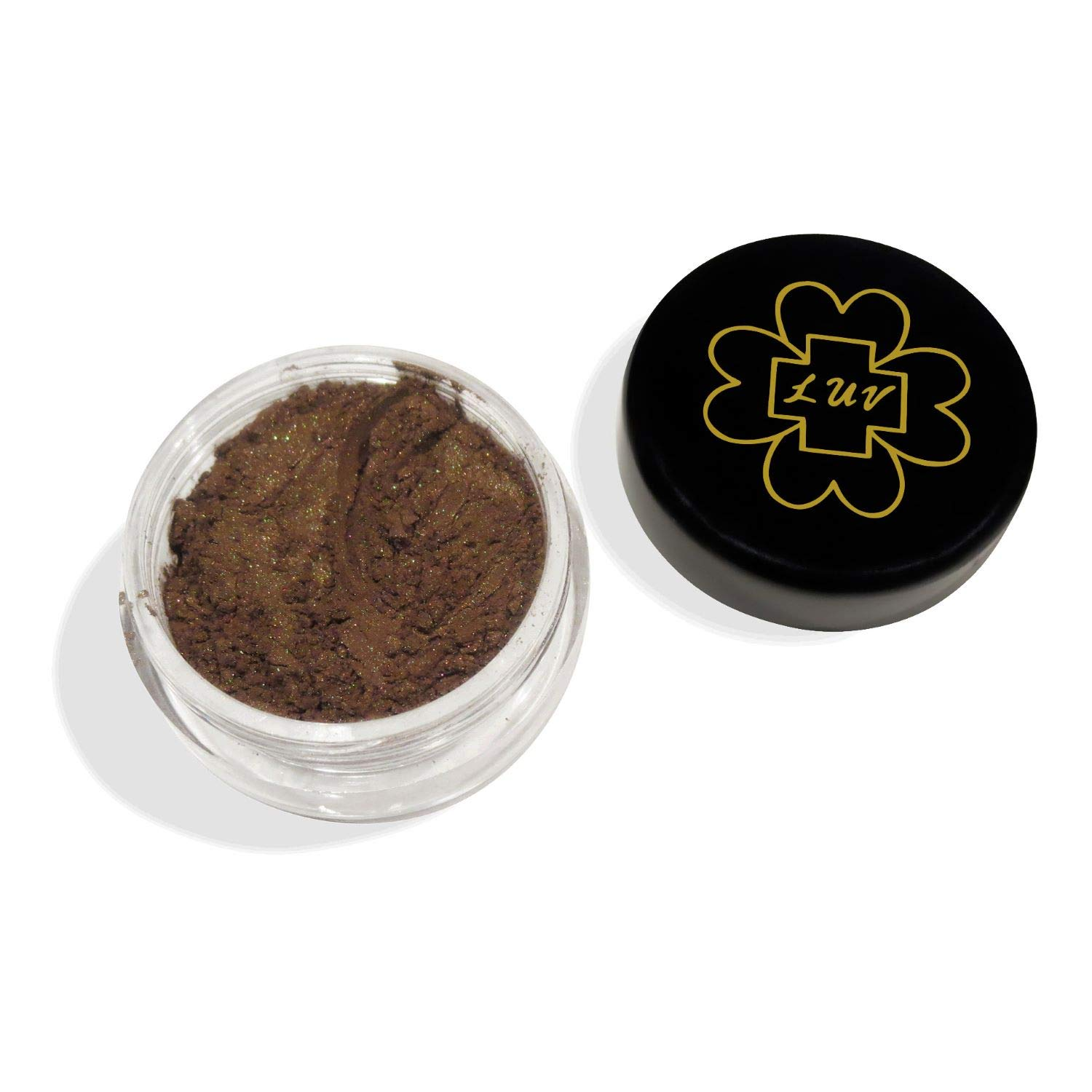 LUV+CO Amour Loose Mineral Pigment, Natural, Eyeshadow, Shimmer, Blush, Bronzer