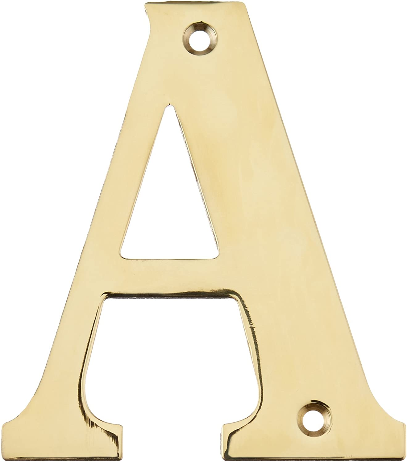 Home Improvement Deltana RL4A-10B 4-Inch Residential Letter A House Board Top Notch Distributors Inc.