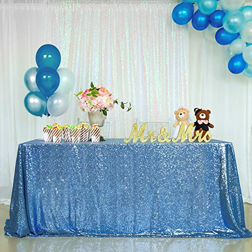 B-COOL Sequin Tablecloth 60