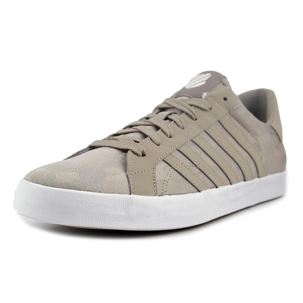 K-Swiss Schuhe Belmont SO T Camo 44 EU Plaza Taupe Camo-white (03737-286)