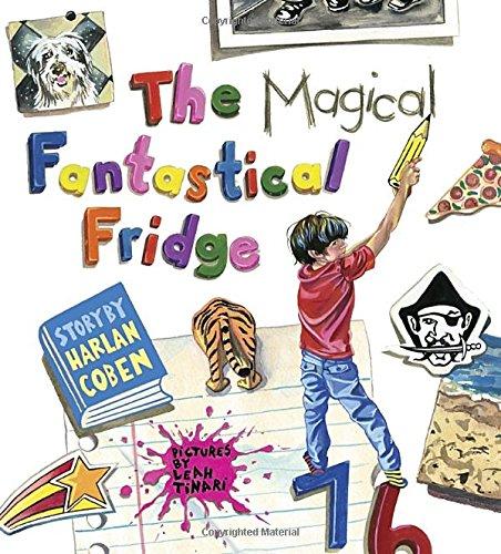 Price comparison product image The Magical Fantastical Fridge