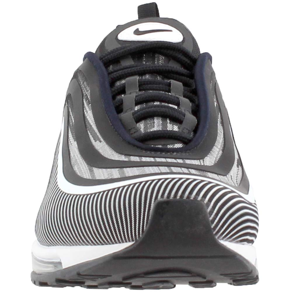 Amazon.com | Nike Mens Air Max 97 Ultra 17 Athletic & Sneakers Black | Road Running