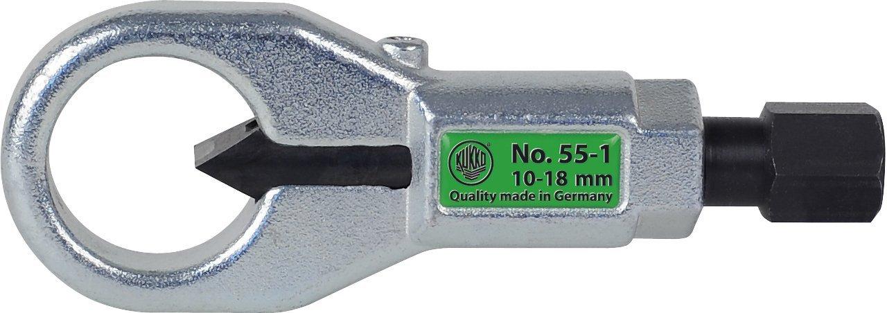 Kukko 55-1 Tronzatuercas mecá nico 1 Filo (Tuerca 10-18 mm, M6-M12) Kukko-Kleinbongartz & Kaiser Ohg