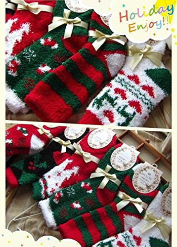 Disney Princess Afghans (Smartchef 1 Pair Womens Socks Girls Soft Cozy Fuzzy Slippers Socks)