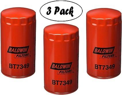 Baldwin PF7977 Heavy Duty Fuel Filter Pack of 3