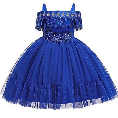 Adhs Vestidos De Niña Para Niñas Sin Mangas Vestidos