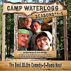 Camp Waterlogg Chronicles, Seasons 1 - 5