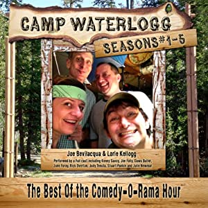 Camp Waterlogg Chronicles, Seasons 1 - 5 Radio/TV Program