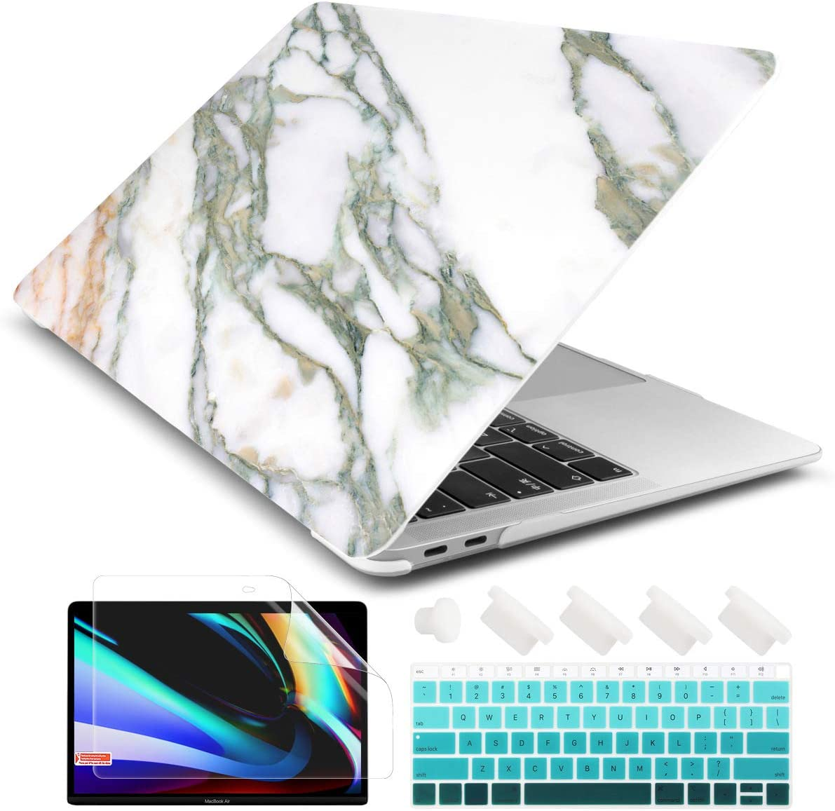 Funda Dongke para MacBook Air 132020 2019 2018(4DY1)