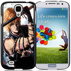 NEW DIY Unique Designed Samsung Galaxy S4 I9500 Phone Case For Bleach Anime Series Phone Case Cover