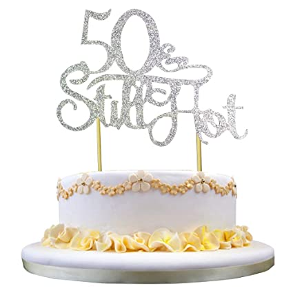 Superb Home Kitchen Party Supplies Jevenis Gold Glitter Happy 50Th Funny Birthday Cards Online Overcheapnameinfo