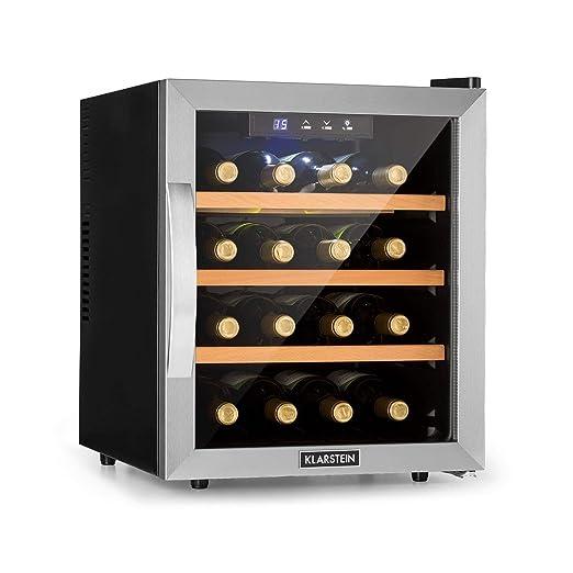 Klarstein Reserva 16 - Nevera termoeléctrica para bebidas, clase ...