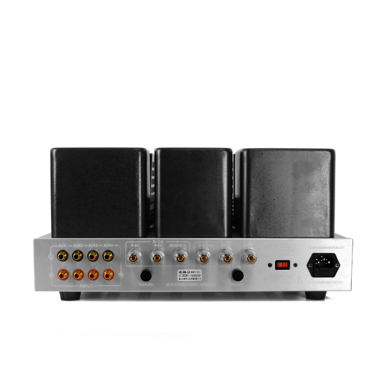 Yaqin Ms 30l El34b Hi Fi Integrated Push Pull Tube Pushpull 45 Amplifiers Blog Amplifier With Remote Control Headphone Output Electronics