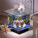 Aqua End Table 15 Gallon Aquarium