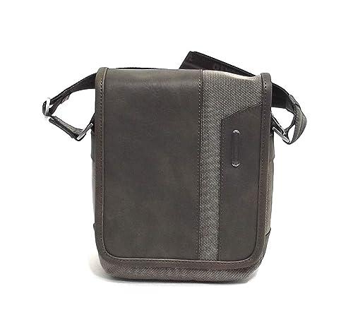 0fd1a8fc7f Roncato borsa uomo bandoliera utility Panama articolo 400861 colore ecru:  Amazon.it: Scarpe e borse