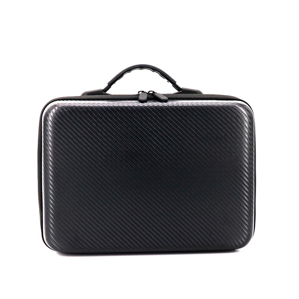 PINCHUANGHUI PU Backpack Hard Portable Bag Shoulder Carry Case Storage Bag Water resistant Portable for DJI Mavic Pro Drone Quadcopter