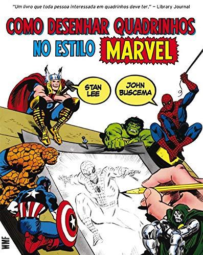 Como desenhar quadrinhos estilo Marvel
