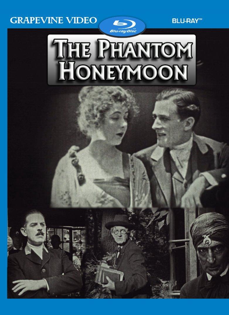 Blu-ray : The Phantom Honeymoon (1919) (Blu-ray)