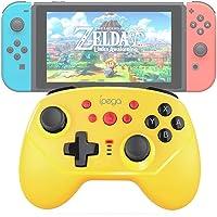 Pro Controller Ipega Controle Wireless Sem fio Nintendo Switch e Switch lite com Giroscópio Motion Control