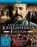 Kriegsherren Edition (Konfuzius, Dschingis Khan, Die Schlacht der Warlords) [3 Blu-rays]