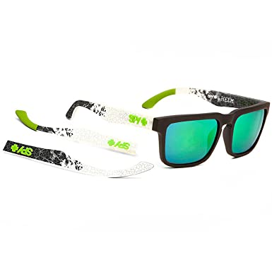 Amazon.com: Spy Optic Helm – Gafas de sol Ken Block ...