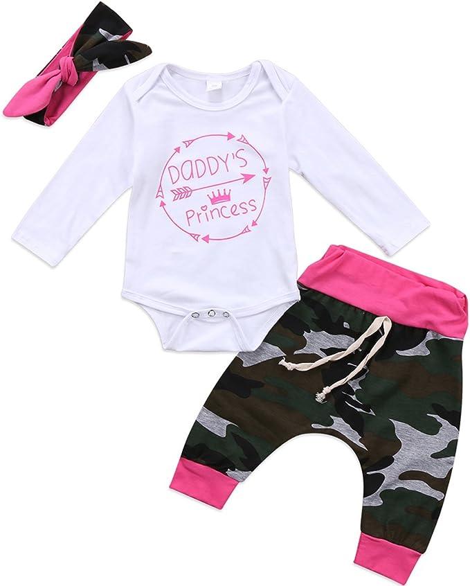Amazon.com: Bebé Niños Niñas Ropa Boy de la mamá y Daddy s ...