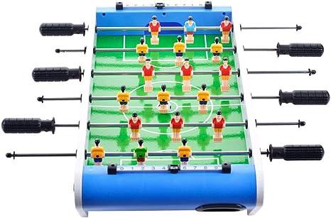 RUIXFFT Mesa de futbolín, futbolín de Mesa para niños de 50 x 25 x ...
